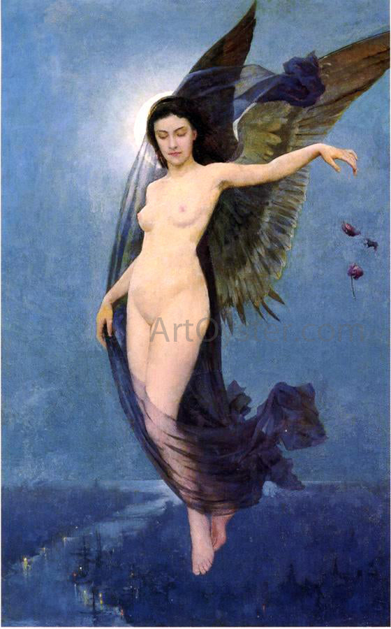 Robert Van Vorst Sewell Nymph - Canvas Art Print