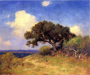 Julian Onderdonk Old Live Oak - Canvas Art Print