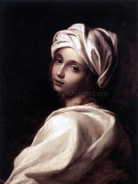 Elisabetta Sirani Portrait of Beatrice Cenci - Canvas Art Print
