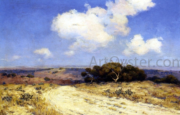 Julian Onderdonk Southwest Texas - Canvas Art Print