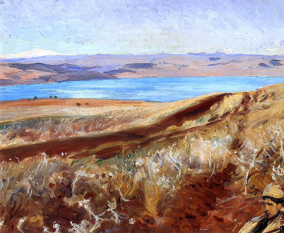 John Singer Sargent The Dead Sea - Canvas Art Print