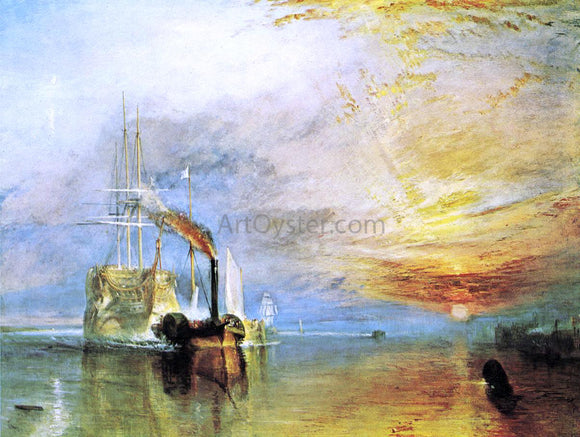 Joseph William Turner The Fighting