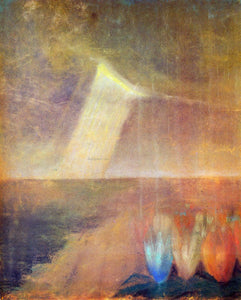 Mikalojus Ciurlionis The Hymn - Canvas Art Print