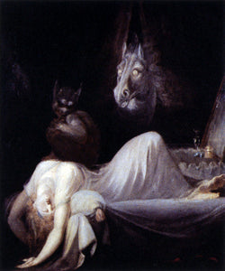 John Henry Fuseli The Nightmare - Canvas Art Print