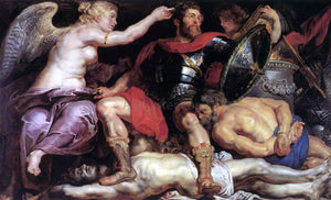 Peter Paul Rubens The Triumph of Victory - Canvas Art Print