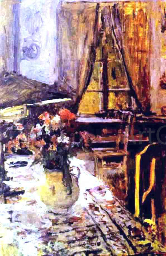Constantin Alexeevich Korovin Twilight - Canvas Art Print