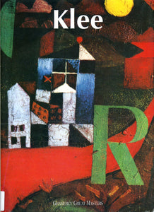 Paul Klee Villa R - Canvas Art Print
