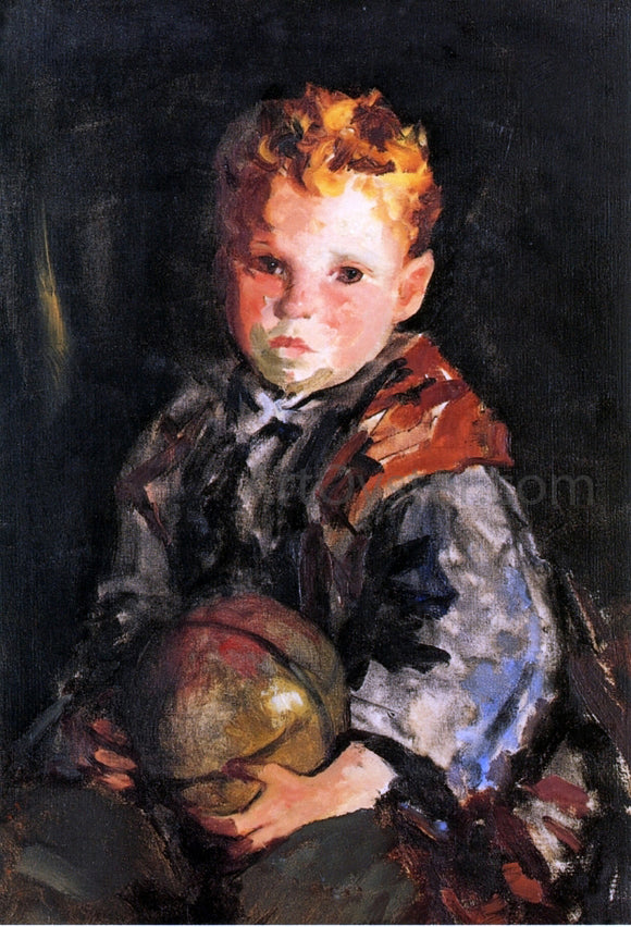 Robert Henri Young Anthony - Canvas Art Print