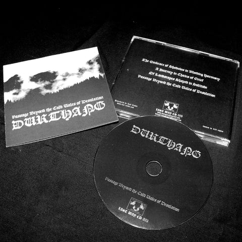 Durthang - Passage Beyond the Cold Vales of Desolation (CD)