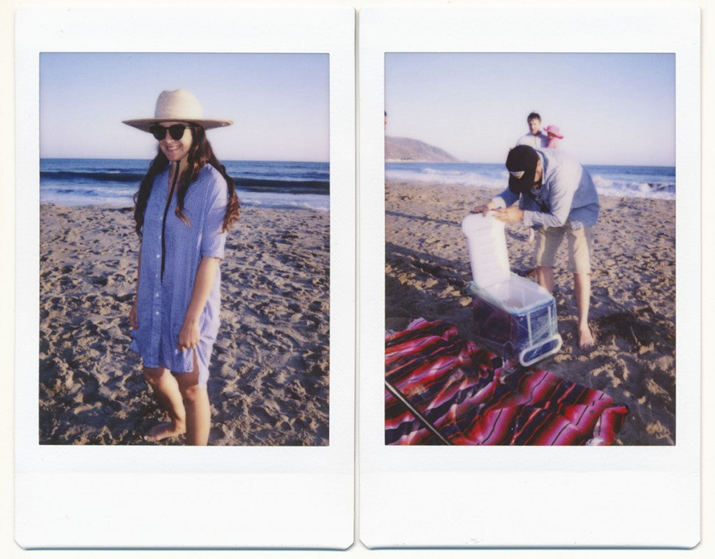 Beach Day w/ the Instax Mini 7s