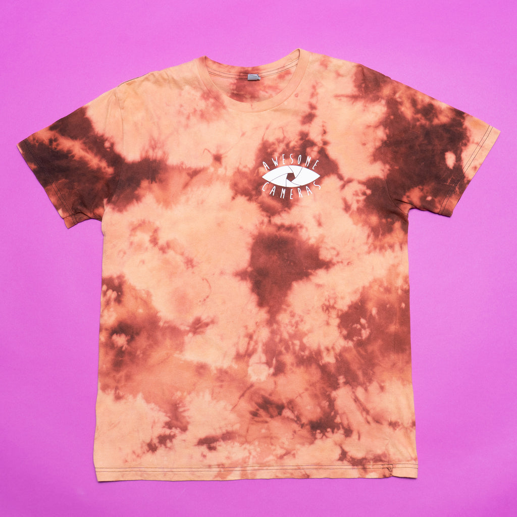Awesome Cameras Dyed Shirt Ver. 3