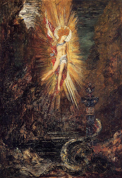 Gustave Moreau: The Father of the Symbolism Movement & Symbolist Art