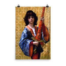 Load image into Gallery viewer, Alexandre Cabanel - The Sword-Bearing Page