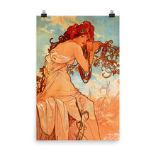 Load image into Gallery viewer, Alphonse Mucha - Four Seasons - Summer