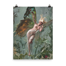 Load image into Gallery viewer, Luis Ricardo Falero - Femme Papillon 'Butterfly Woman'