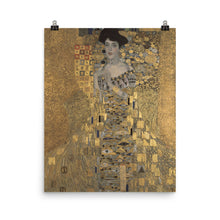 Load image into Gallery viewer, Gustav Klimt - Portrait of Adele Bloch-Bauer I - painting