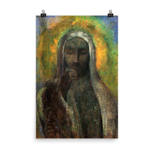 Load image into Gallery viewer, Odilon Redon - The Christ of silence