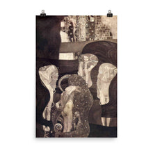 Load image into Gallery viewer, Gustav Klimt - Jurisprudence - painting