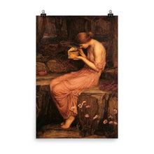 Load image into Gallery viewer, John William Waterhouse - Psyche opening the golden box - painting