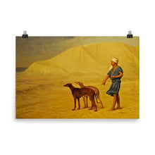 Load image into Gallery viewer, Jean-Léon Gérôme - On the Desert
