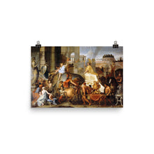 Load image into Gallery viewer, Charles Le Brun - Entry of Alexander into Babylon, or The Triumph of Alexander