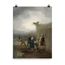 Load image into Gallery viewer, Francisco Goya - The Strolling Players - painting