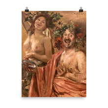 Load image into Gallery viewer, Lovis Corinth - Bacchian couple