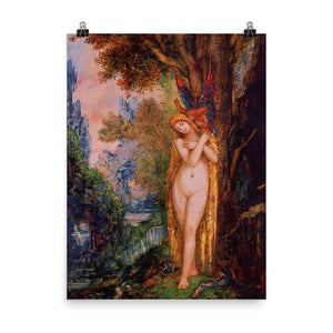 Gustave Moreau - Eve - painting