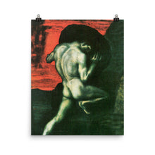 Load image into Gallery viewer, Franz Stuck - Sisyphus - painting
