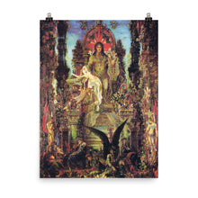 Load image into Gallery viewer, Gustave Moreau - Jupiter and Semele - painting