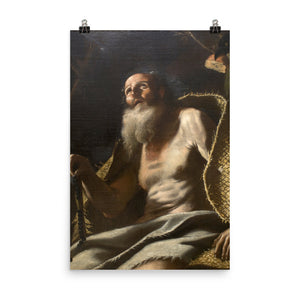 Mattia Preti - Saint Paul the Hermit