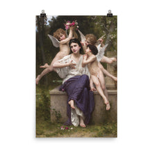 Load image into Gallery viewer, William-Adolphe Bouguereau - Dream of Spring