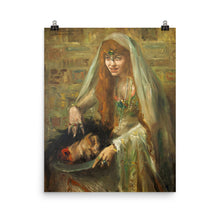 Load image into Gallery viewer, Lovis Corinth - Gertrud Eysoldt als 'Salome'