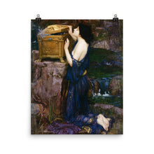 Load image into Gallery viewer, John William Waterhouse - Pandora - painting