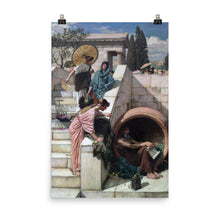 Load image into Gallery viewer, John William Waterhouse - Diogenes