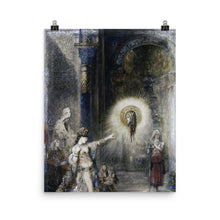 Load image into Gallery viewer, Gustave Moreau - The Apparition - painting
