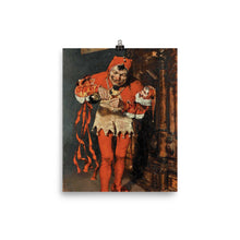Load image into Gallery viewer, William Merritt Chase - Keying Up - The Court Jester