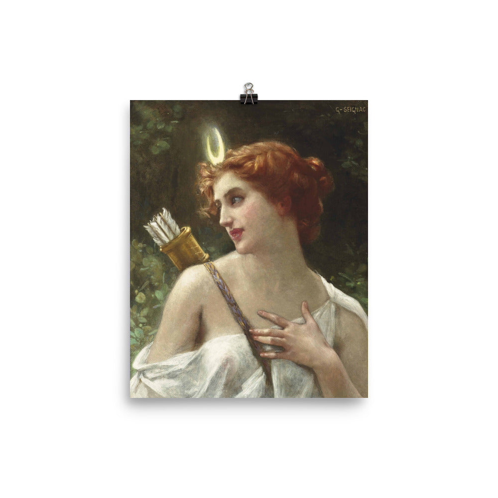 Guillaume Seignac - Diana the Huntress