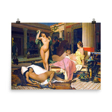 Load image into Gallery viewer, Jean-Léon Gérôme - Gynaeceum or ancient Greek Interior