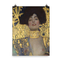 Load image into Gallery viewer, Gustav Klimt - Judith and the Head of Holofernes - painting