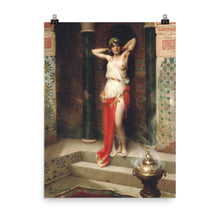 Load image into Gallery viewer, Henri Adrien Tanoux - The harem beauty