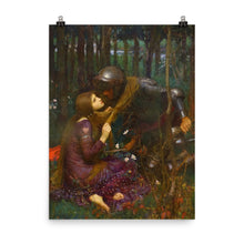 Load image into Gallery viewer, John William Waterhouse - La Belle Dame Sans Merci - painting
