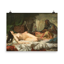 Load image into Gallery viewer, Marià Fortuny - The Odalisque