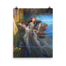 Load image into Gallery viewer, Gaston Bussiere - The Nereids