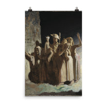 Load image into Gallery viewer, William Orpen - Bombing - Night