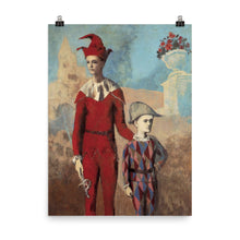 Load image into Gallery viewer, Pablo Picasso - Acrobat and Young Harlequin