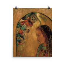 Load image into Gallery viewer, Odilon Redon - Lady of the Flowers