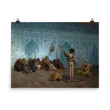 Load image into Gallery viewer, Jean-Léon Gérôme - The Snake Charmer