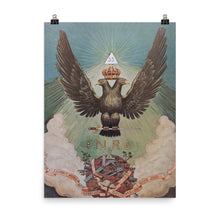 Load image into Gallery viewer, John Augustus Knapp - Double-Headed Eagle (The end product of the Magnum Opus)