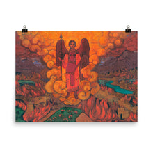 Load image into Gallery viewer, Nicholas Roerich - The Last Angel